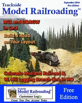 Model Railroad Layouts You Can Tour for Free, Sign Up Today