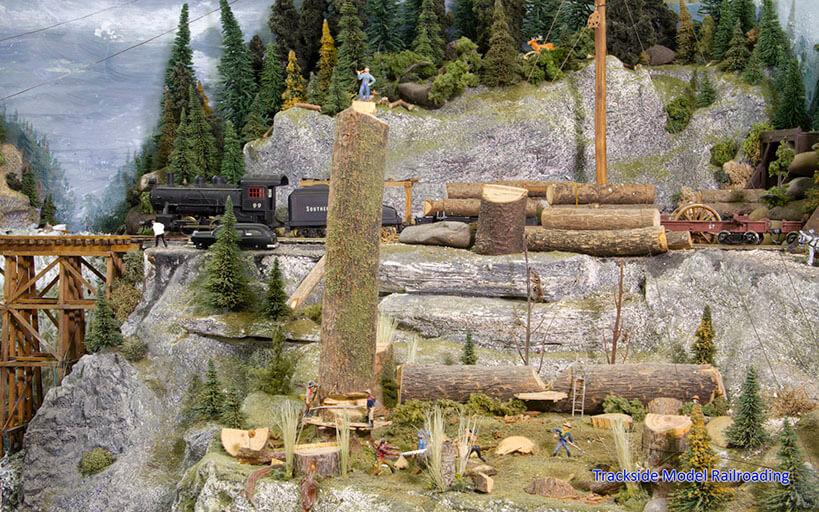 Trackside Model Railroading SW WMR Club HO Scale Southwestern Washington Model Railroaders