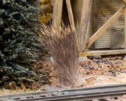 Make Tall Grass Tufts
