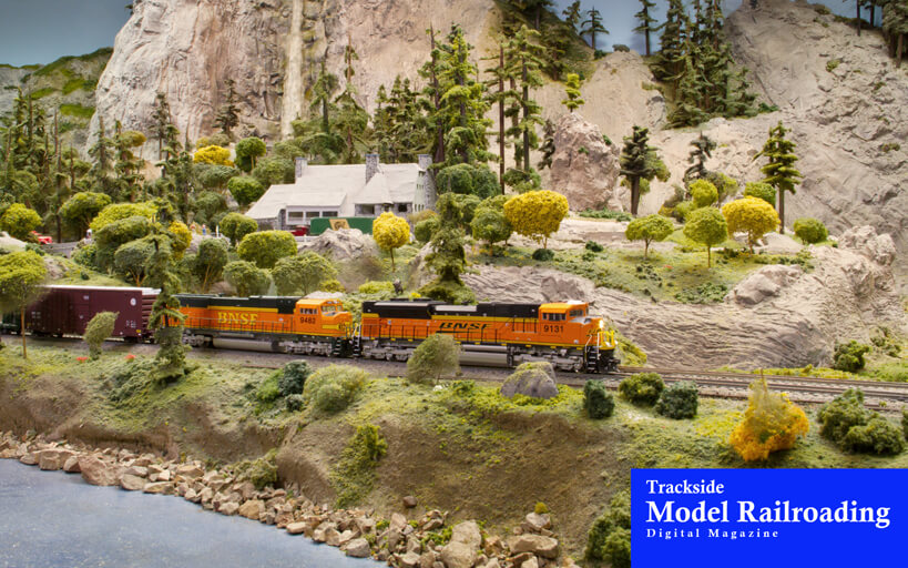 Trackside Model Railroading Greg Walters models the freelanced Colorado & Rio Grande Southern Corp, inspired by the Colorado & Rio Grande Southern Railroad Corporation.