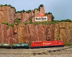 Trackside Model Railroading N scale