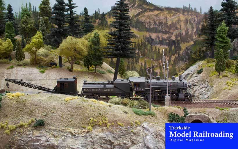 Trackside Model Railroading David Willis models the Oregon Pacific in western Oregon in 1965