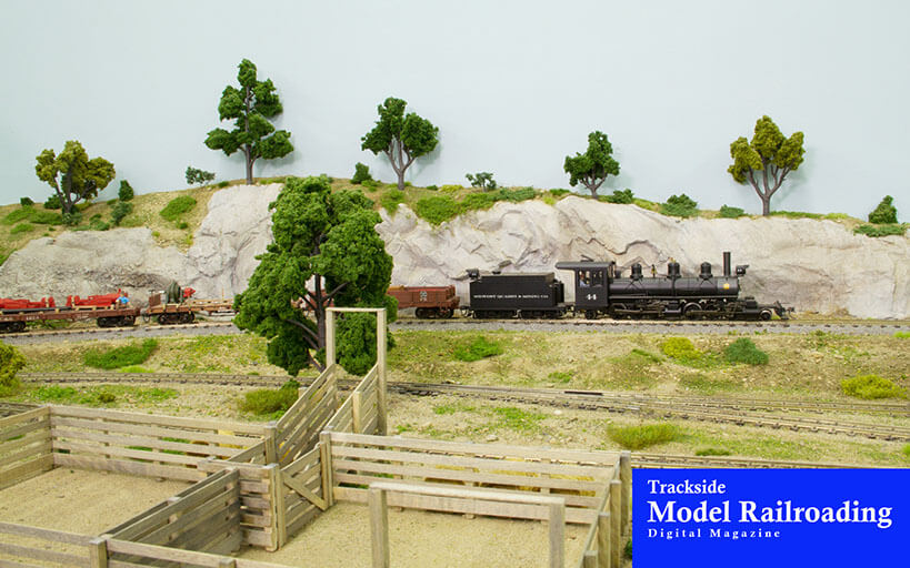 Trackside Model Railroading Mike Long's Paradox Valley Railroad in On30