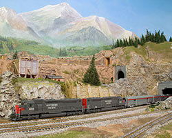 Trackside Model Railroading HO scale Beaverton Suburban and Western Oregon Branch Lines