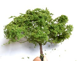 Create Wire Trees for Your Layout