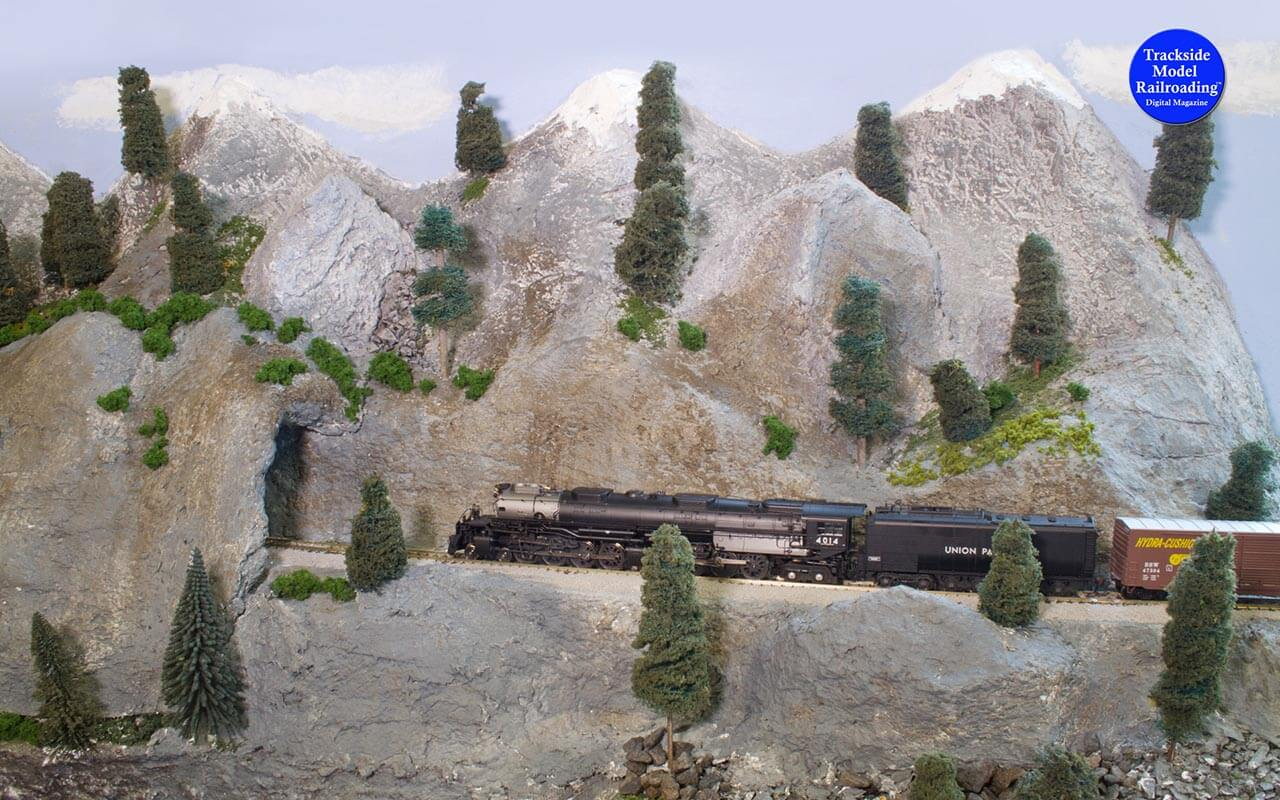 Trackside Model Railroading Camas Prairie Railroad operated in northern Idaho and was jointly owned by the Union Pacific and Northern Pacific Railroads.