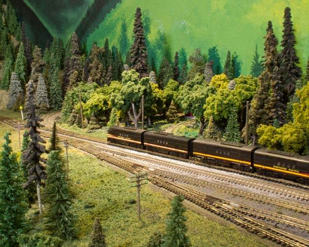 Trackside Model Railroading N scale