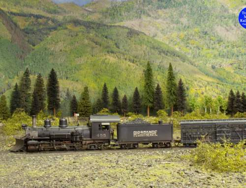 August 2019 Model Railroad Free Edition Videos