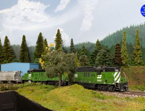 September 2019 Model Railroad Free Edition Videos