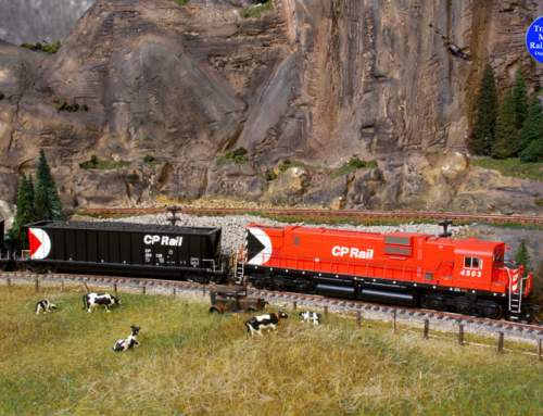 October 2019 Flathead Valley Branch of CP Rail Video