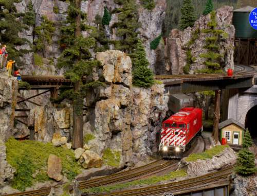 january 2020 wvr pnw model railroad videos