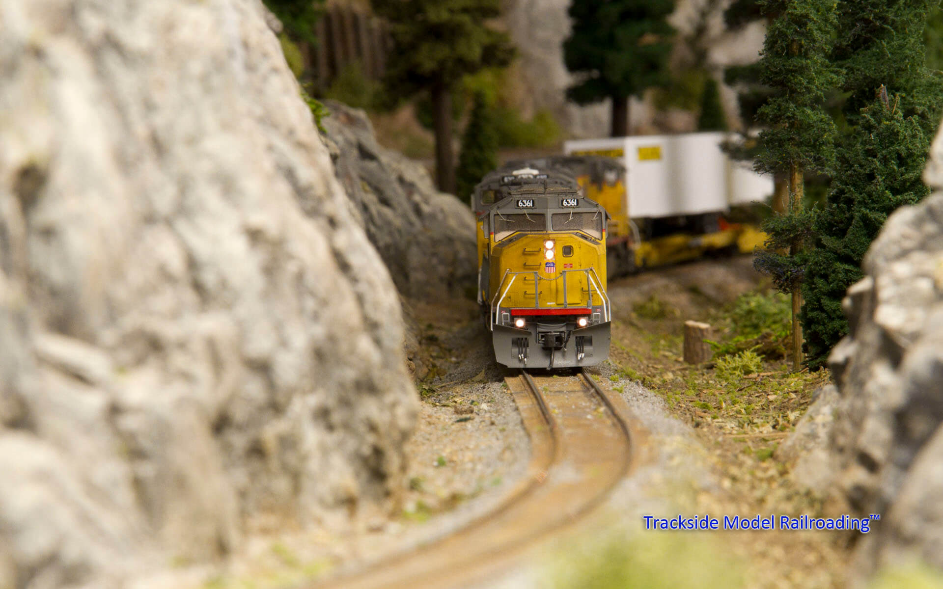 Trackside Model Railroading River City Western Club HO Scale River City Western