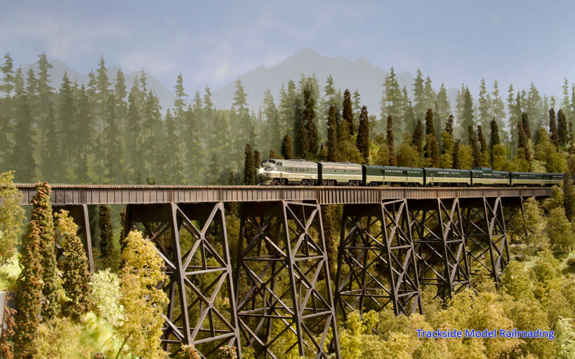 Trackside Model Railroading Washington State History Museum HO Scale Puget Sound Model Railroad Engineers'