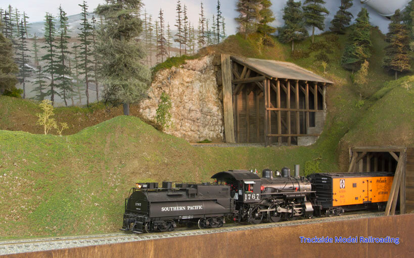 Trackside Model Railroading Lee Thwaits' O Scale Southern Pacific and Rio Grande