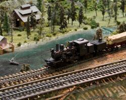 Trackside Model Railroading HO scale
