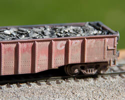 Weathering with Acrylic Paints for Your Model Railroad