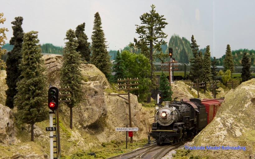 Trackside Model Railroading Brian Ferris' HO Scale Port Townsend Southern Railroad