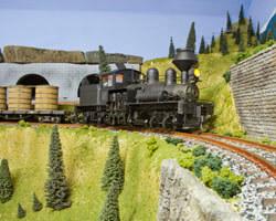Trackside Model Railroading G scale