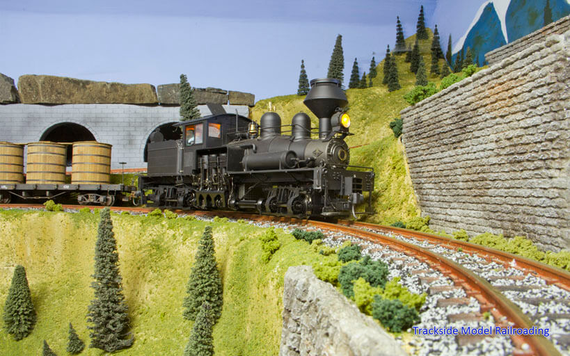 Trackside Model Railroading Greg Price's G Scale Triple T Railroad
