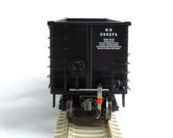 Install an End of Train device on your model railroad car