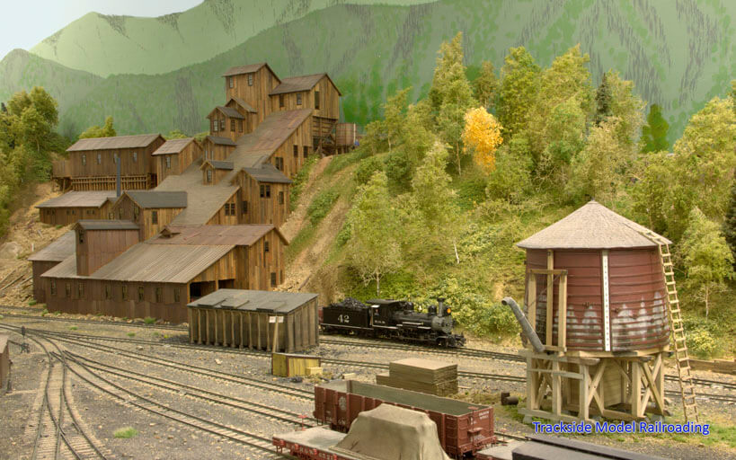 Trackside Model Railroading S Scale Rio Grande Southern