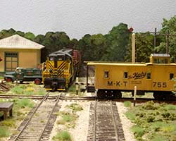 Trackside Model Railroading O scale