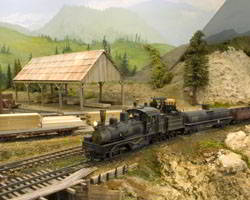 Trackside Model Railroading S scale