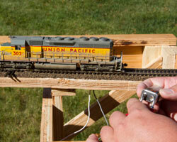 Adding a Power Bus for Your Model Railroad