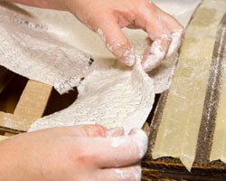 Building Plaster Hardshell Scenery for Your Model Railroad