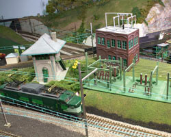 Trackside Model Railroading HO scale