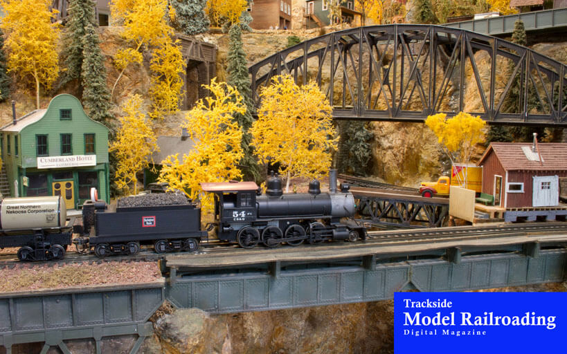 March 2017 RGS HO Scale Model Railroad