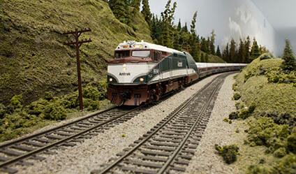 Trackside Model Railroading Cascade Talgo