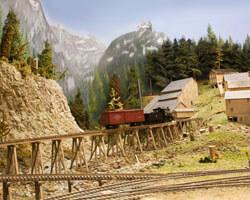 Everett & Monte Cristo Railway Didrick Voss No2 7821