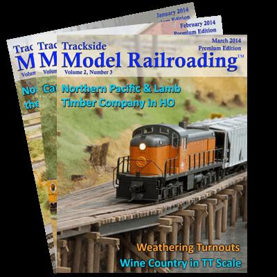 Model Railroad 2014 Covers