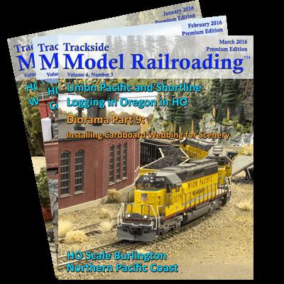 Model Railroad 2016_covers