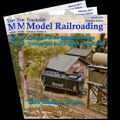 Model Railroad 2017_covers
