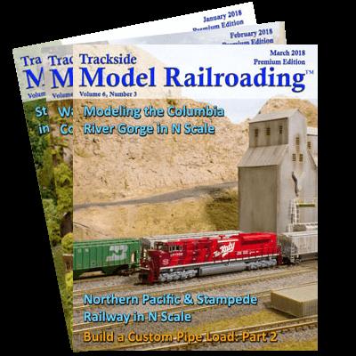 Model Railroad 2018_covers