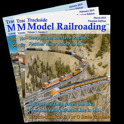 Model Railroad 2019_covers