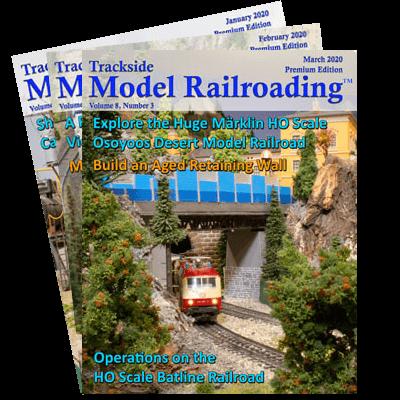 Model Railroad 2020_covers