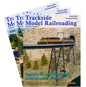 Model Railroad 2021_covers