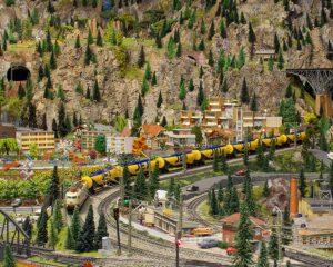 Osoyoos Desert Model Railroad HO scale